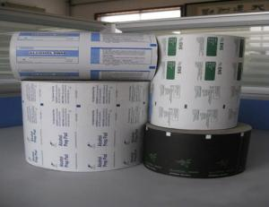 Packing Film for Wet Tissue /Alcohol Pad